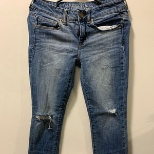 American Eagle Outfitters Distressed Women's Jeans